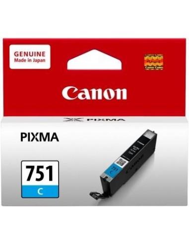 Canon Pixma CLI-751 Cyan Cartridge